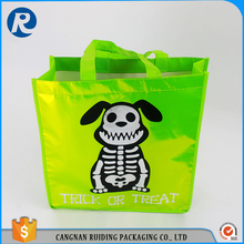 Ruiding High Demand Import Products Foldable Laminated Coated Non Woven Bags For Shopping