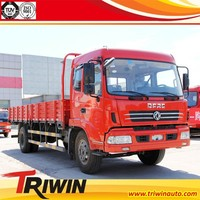 cheap 10 ton 4x2 china brand DFA1160L15D7 160hp light lorry pick up truck for sale