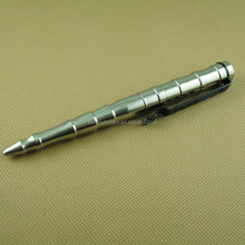 Stainless steel tactical pen