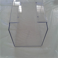 Acrylic sheet bending processing