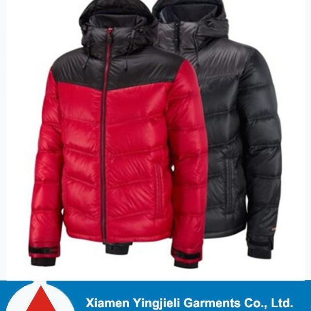 2015 men winter coat America hot sale long style goose down men jacket parka