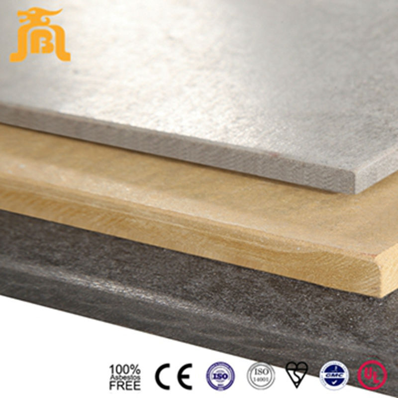 100% Asbestos Free Reinforced Environmental Friendly Fire Proof Fiber Cement Board