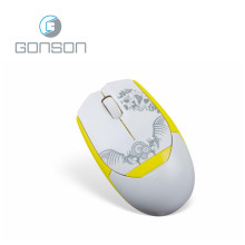 cheap price good quality 2.4GHz Wireless Optical Mouse for computer accessory