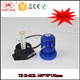 Portable LED Ambulance LED Warning Strobe Beacon/Blue Emergency Flash Signal Light/Car Head Beacon with Magnet TBH-622L