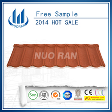 NUORAN Cost Effective Weather Resistant roof tile/roofing sheet/roofing nail