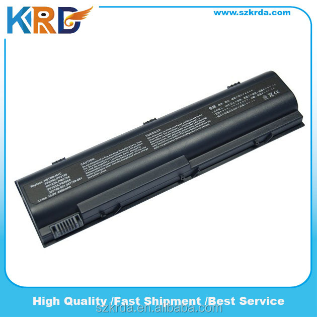 Replacement Laptop Battery for HP Pavilion DV4000 M2000 ZE2000 G5000 NX7100 C300 HSTNN-DB10