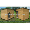 Eco-friendly Wooden cheap dog kennels DK013S