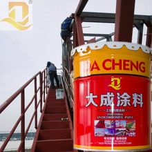 Synthetic Alkyd Enamel Paint for Steel Structure Building Economic cheap price Zhengzhou