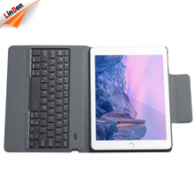 PU leather bluetooth keyboard cover Tablet PC Wireless Keyboard For iPad Pro 9.7 Inch