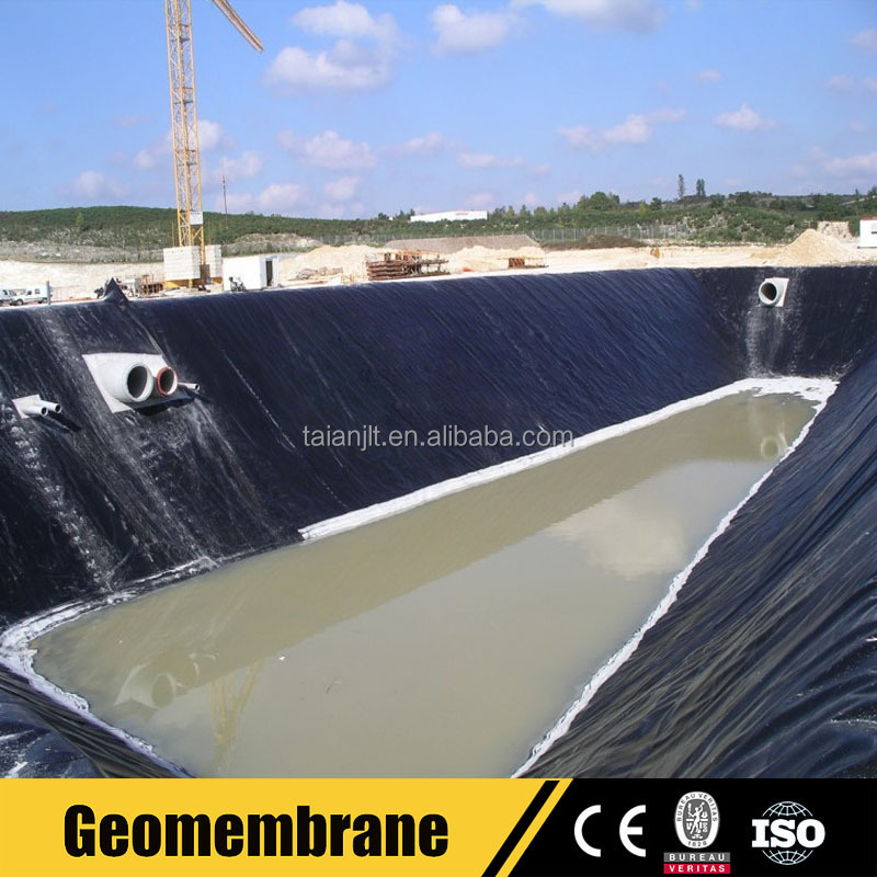 Thickness Geomembrane Liner For Effluent Pond In