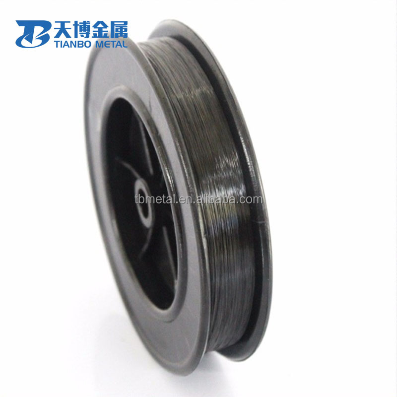 For CNC Wire Cutting 0.18mm EDM Molybdenum / Moly Wire