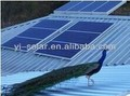Photovoltaic solar panel poly 50W PV module Solar panel