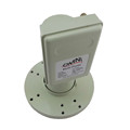 signal reception dual L.O.Frequency c band lnb especially for brazil market