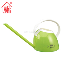 HG-2506 Wholesale Colorful Pudding Style Plastic Mini Watering Can