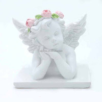 2015 hot sale Angel resin sculpture gift home decoration