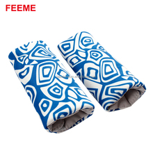 New design Own logo printing Car Safety Seat Belt Cover , Breathable Car Seat Belt Pads, Seat Belt Covers