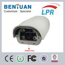 IP LPR NPR Car Vehicle License Plate Number Capture Cameras 2MP 1080P Full HD with Varifocal Lens 6-22mm & PoE for High Road Way