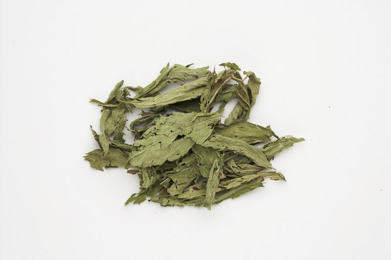 Steam Sterilized + Organic Stevia leaves and Powder Herb