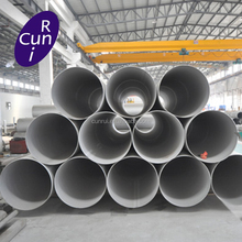 China manufacturer finned 316 pipe stainless steel perforated tube