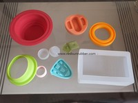 Compression Molding Silicone Rubber Products