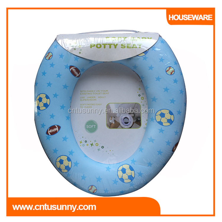 eco-friendly baby product kids bathroom toilet seat cover