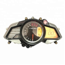 NS LCD Electronic digital Speedometer Motorcycle Meter for Bajaj Pulsar