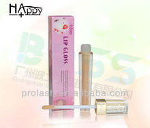 HAPPY PARIS OEM provider/lip gloss-colorful and shinning