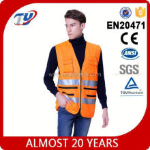 3m high visibility warning clothing uniforms secretary safety vest