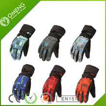 Winter Warm Motorcycle Bike Gloves Men Sports Riding Cycling Gloves