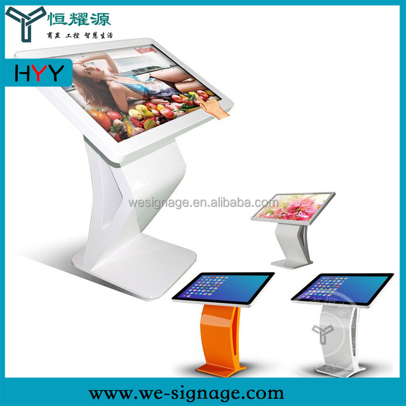 2017 Hight Quality 43 inch Android Touch Screen Kiosk