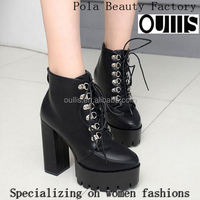 high heel shoes newest designs women quality shoes PF4419