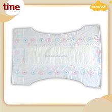 Low price good quality disposable baby diaper
