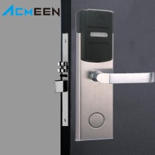 Hot sellingd id card digital door lock RF hotel lock with hotel door lock system