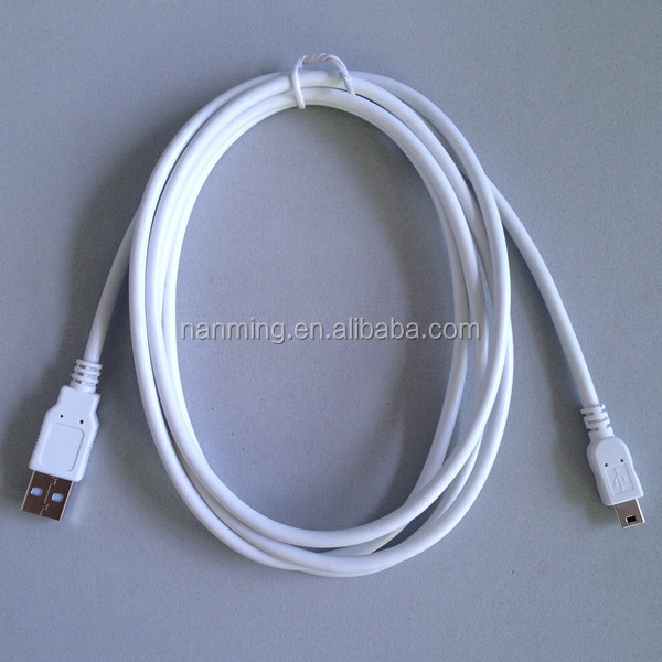 High Quality 2 Meter Micro USB Cable usb data Cable For Android Smartphone manufacturer