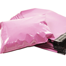 Wholesale Pink Poly Mailers/Pink Plastic/Pink Mailing Bags