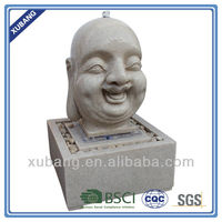 2016 Hot Chinese laughing buddha statue water fountain