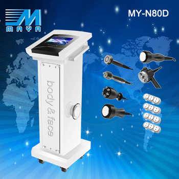 My-N80D 7 in 1 cavitation slimming machine / ultrasonic cavitation (CE Approval)