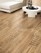 200*1200mm non slip porcelain quality wood design floor tiles