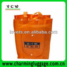 2013 high quality 6 bottle non-woven wine tote bag
