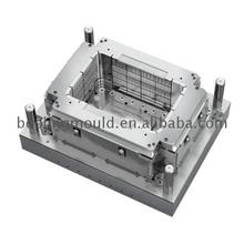 China Made hot runner crate mold supplier with ISO9001:2008