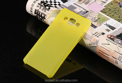 Factory Price Fashion for samsung galaxy a8 clear mobile phone case cover easy install