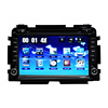 High Quality For Honda Player 2 din DVD Player with GPS Navigation AV Steering Wheel Control
