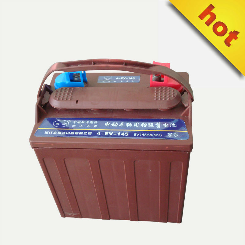 Rechargeable Golf Cart Battery 8V 145ah Battery Pack