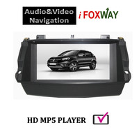 DVD/Bluetooth/IPOD/USB/SD With Reverse Camera for Renault koleos Car Audio Navigation