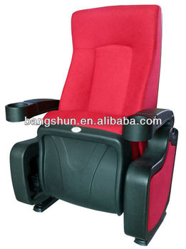 low price and classic theater seating Chair BS-1602