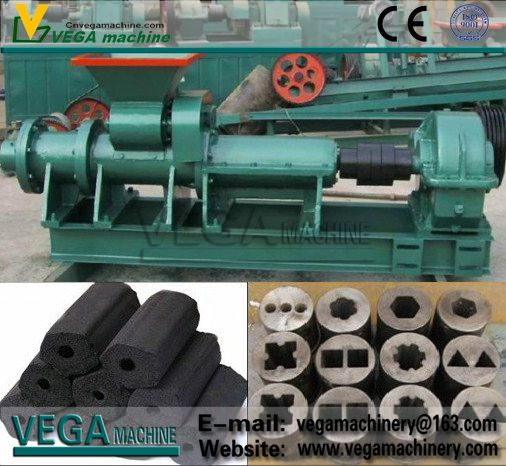 Energy saving contnuous 45r/min high yield coal rod making machine for sale