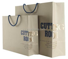 China supplier eco friendly large packaging use paper grape bags