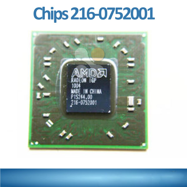 AMD electronic ic chips 216-0752001 laptop Cpu ATI Chips 216-0752001