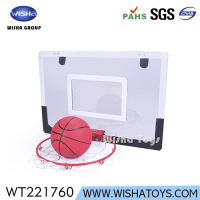 High quality foldable basketball board with basket hoop and basketball nets