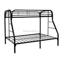 High quality cheap triple metal bunk beds save room for three adults